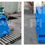 Cabrestante eléctrico de 5 toneladas para nuestro cliente