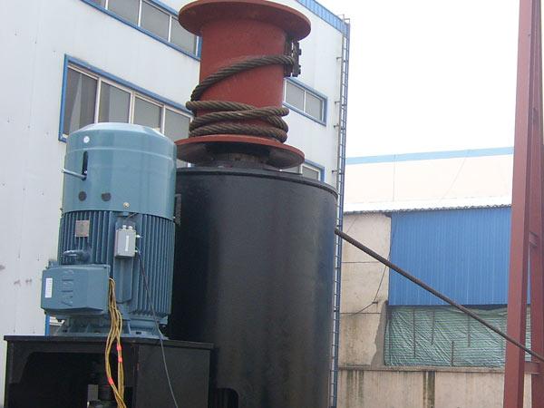 Un cabestan électrique de 20 tonnes à vendre