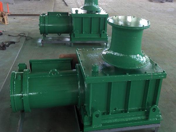 Cabestan électrique horizontal de 3 tonnes à vendre