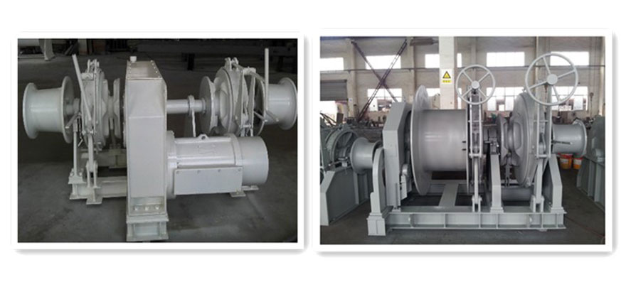 Anchor winch for sale
