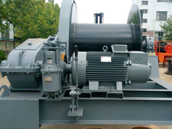 Electric slipway winch for sale