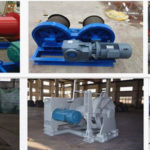 Procédures de fonctionnement et d'entretien du treuil