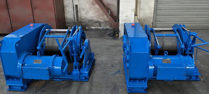 Treuil électrique de 5 tonnes