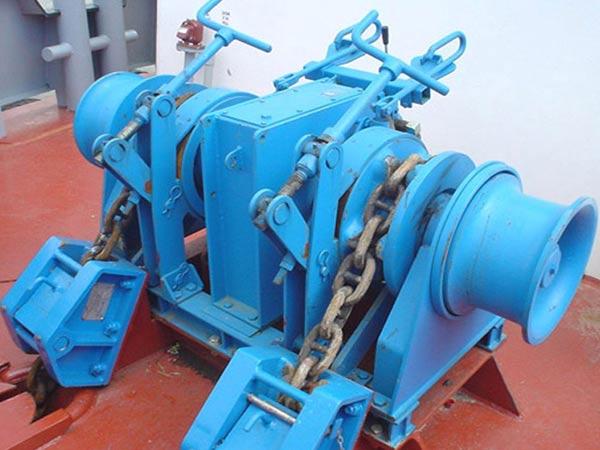High quality anchor chain winch