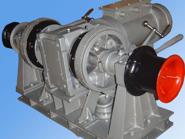 Windlass jangkar listrik dijual