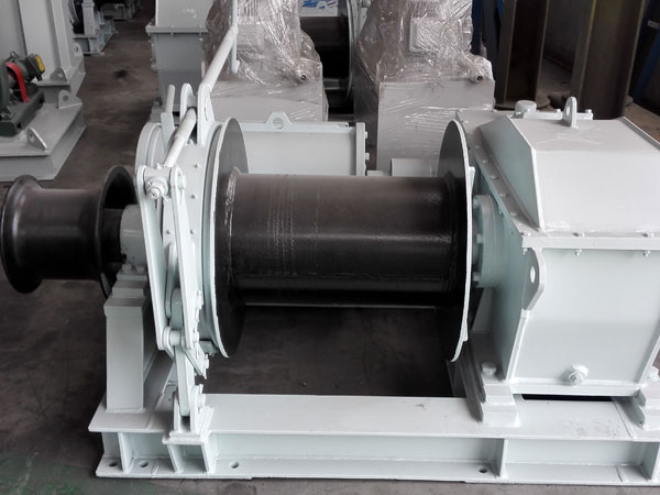 Tugger windlass dari Ellsen dengan kualitas tinggi