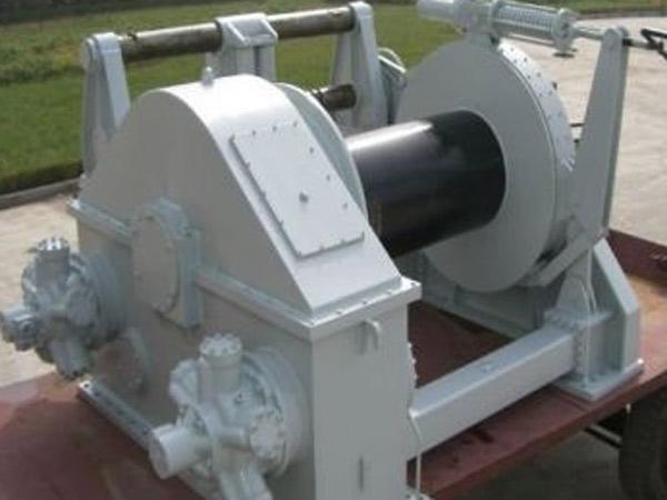 Winch tugger hidrolik dengan kualitas tinggi