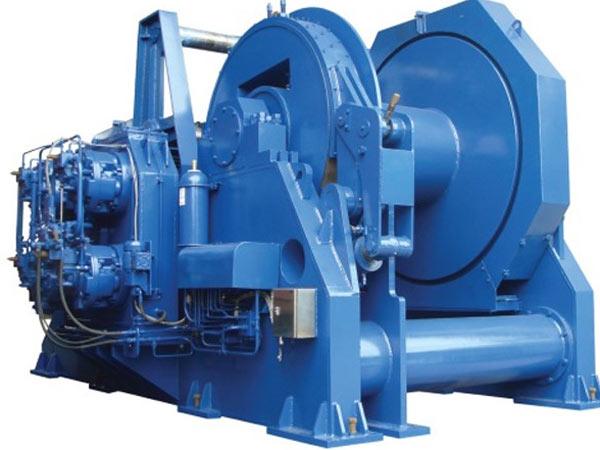 Hydraulic tugger winch dijual