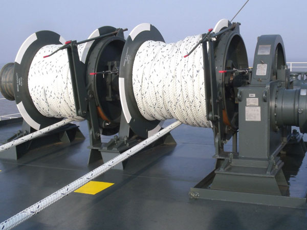 Ellsen electric deck winch with good quality for sale