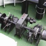 electric deck winch
