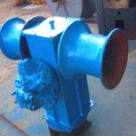 hydraulic capstan with good quality