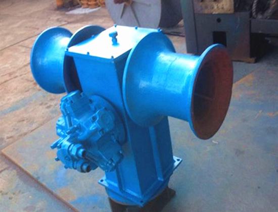 Hydraulic Capstan Dijual