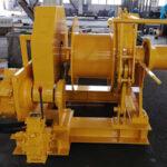 hydraulic mooring winch for sale