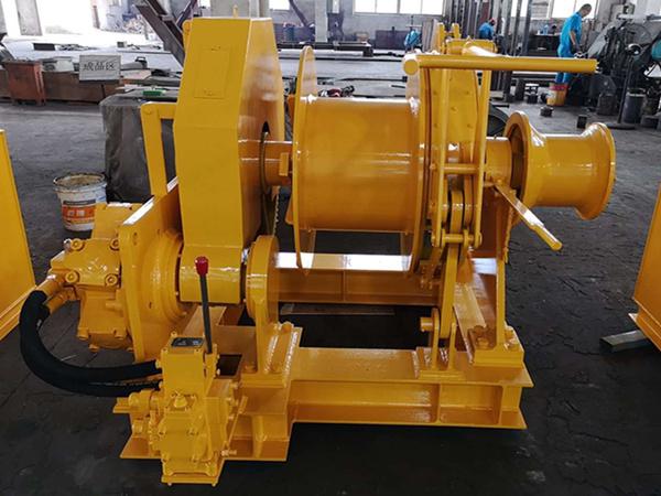 Hydraulic mooring winch dijual