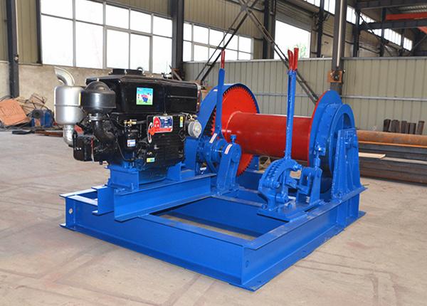 Winch diesel AQ-JKCL5T