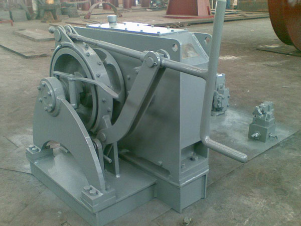 17.5mm hydraulic boat anchor winch for sale