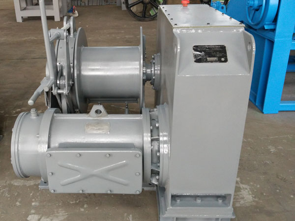 5 ton electric marine winch for sale