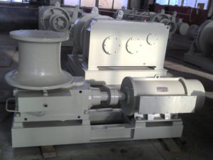 Ellsen 4.5 ton electric capstan for sale