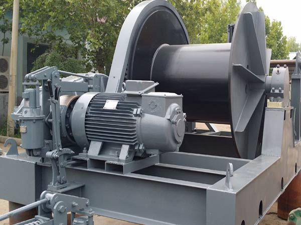 Ellsen electric boat windlass