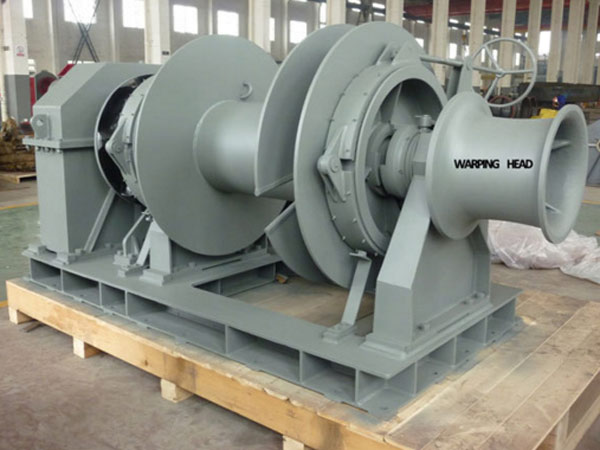 warping winch for sale