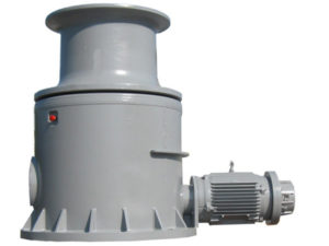 Mooring capstan with high quality