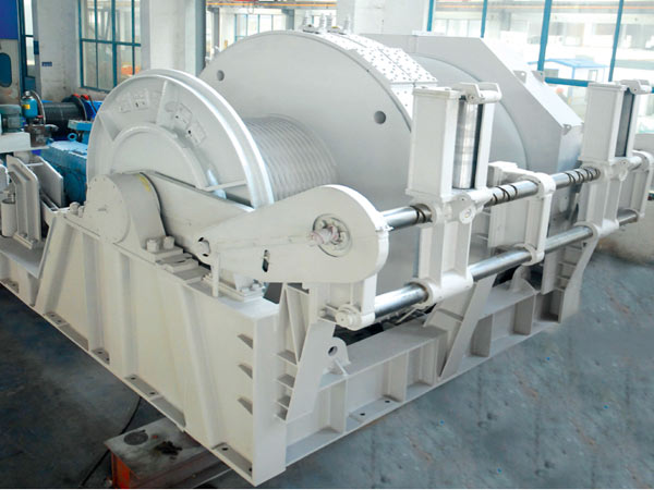 Quality deck winches for sale