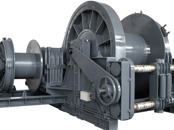Spooling winch for sale