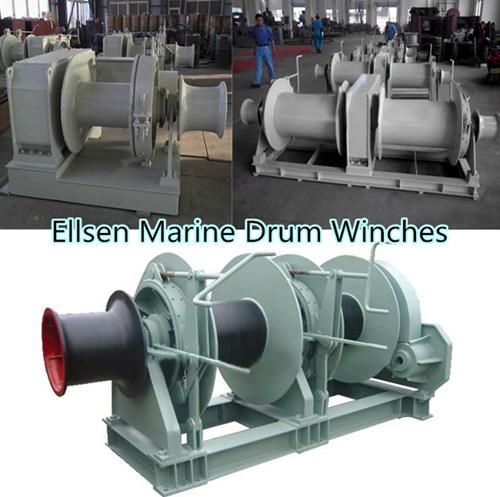Ellsen marine drum winch for sale