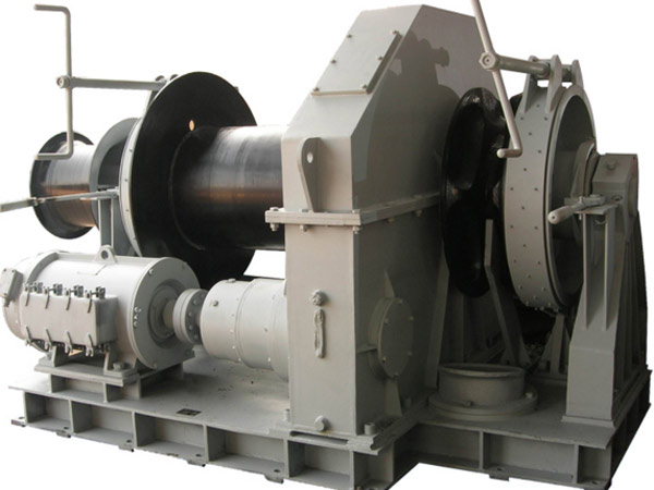 Anchor mooring winch for sale