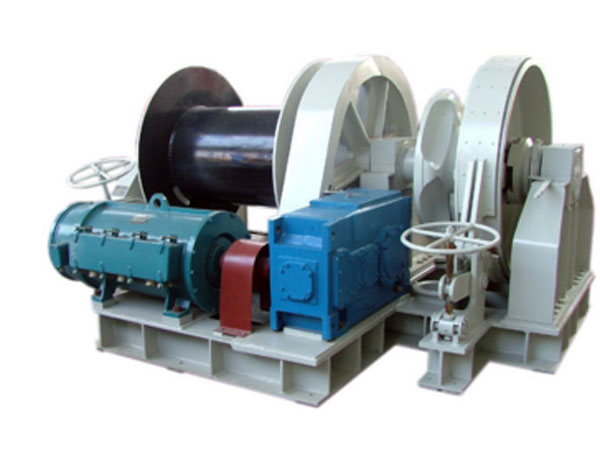 Ellsen electric anchor mooring winch