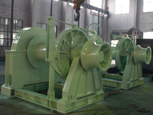 deck winches