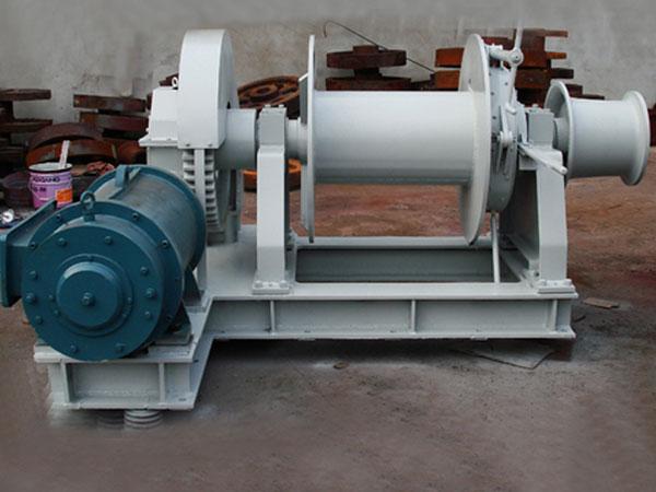 Electric mooring windlass for sale