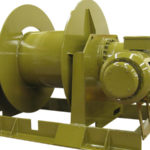 Drum Winches for Boats