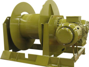 Quality drum winches for boats