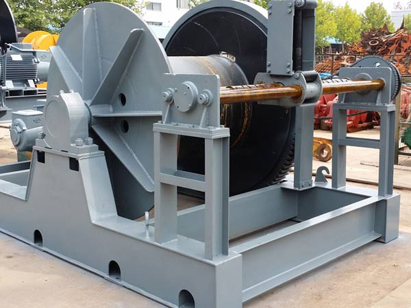 Ellsen tugger winches with good quality