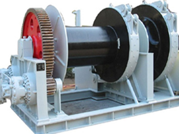 Anchor towing winch for sale