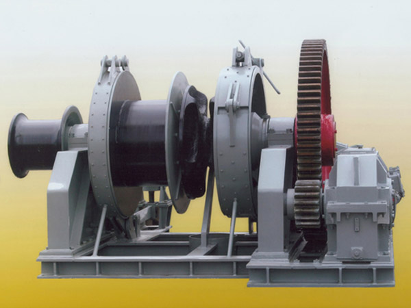 Marine anchor winch for sale