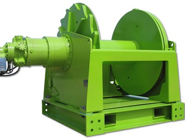 Offshore mooring winch for sale