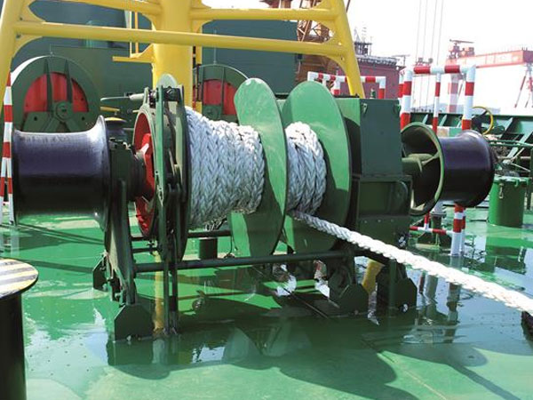 Ellsen ship winch for sale