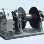 Drum Anchor Winch