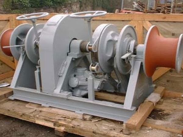 Warping windlass for sale