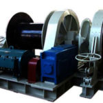 Electric Drum Winch