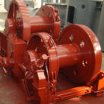 Hydraulic Drum Winch