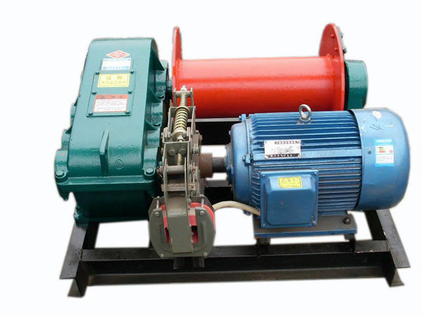 Quality construction winch for sale