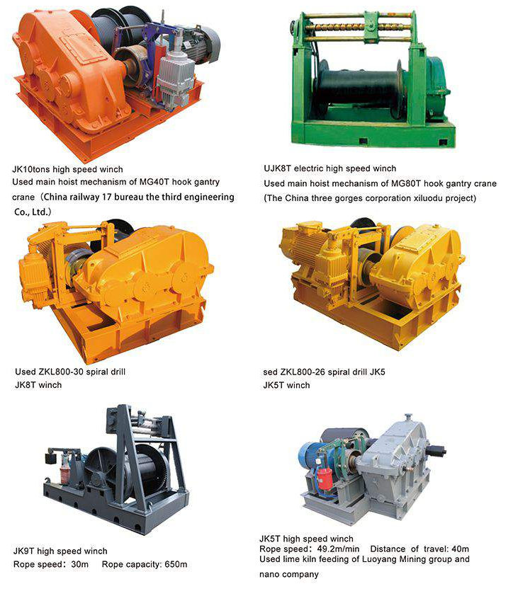 JK winches for sale