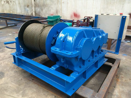 JM Slow Speed Winch for Sale