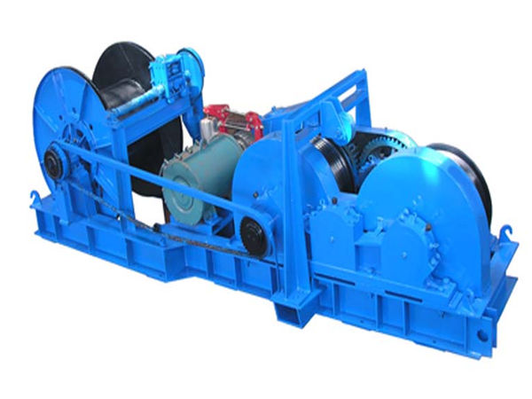 Slow speed construction winch for sale