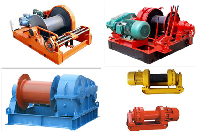 Ellsen winches for sale