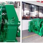 10 ton Hydraulic Marine Winch for Our Custmomer