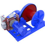 Working Principle of Winch